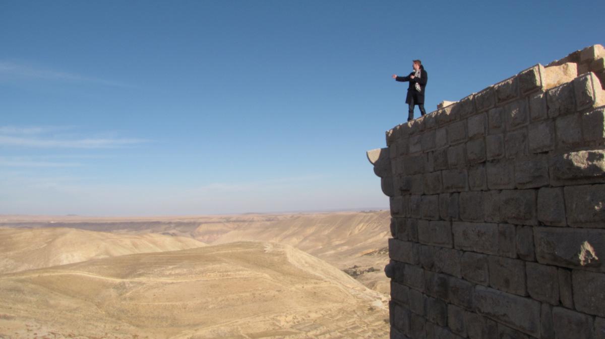 Shobak tourism masterplan