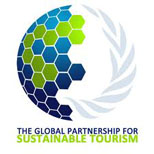 the global partnership for sustainable tourism logo